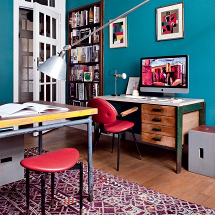 El despacho en casa