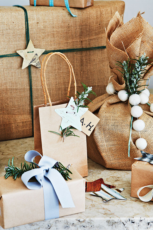 Ideas para decorar en navidad toc toc vintage - Ideas vintage decoracion ...